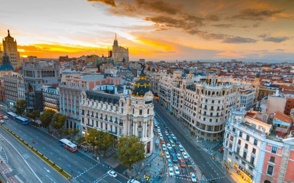 Venta y compra de Hoteles en Madrid