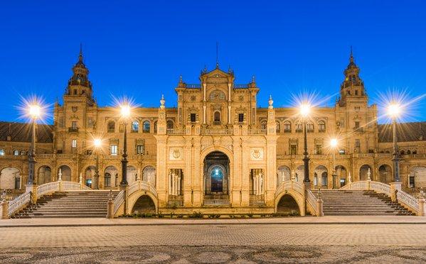 Compra o venta de Hoteles en Sevilla