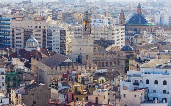 Compra o venta de Hotel en Valencia