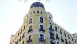 Venta de edificios en Madrid