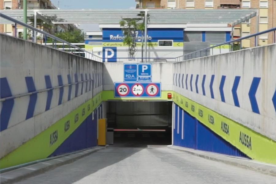 Ganar dinero comprando plazas de parking
