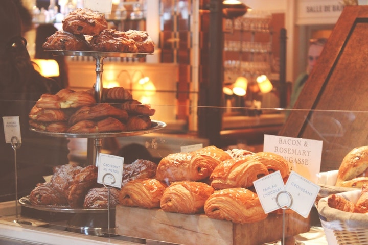 panadería ideas de negocios en una pequeña ciudad