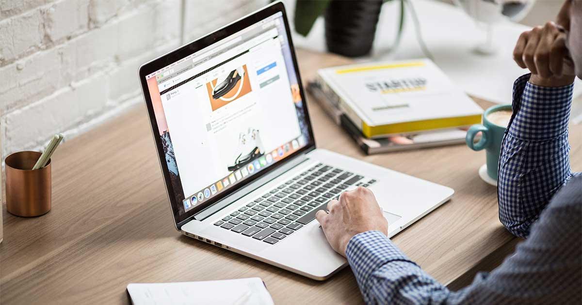 Crear su propio negocio a través de Internet